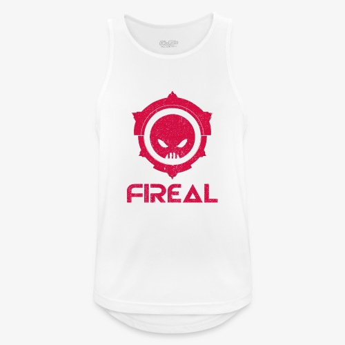 Fireal Imperial Design tote bag - Men's Breathable Tank Top