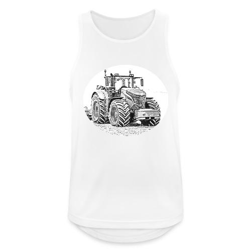 Ackergigant - Männer Tank Top atmungsaktiv