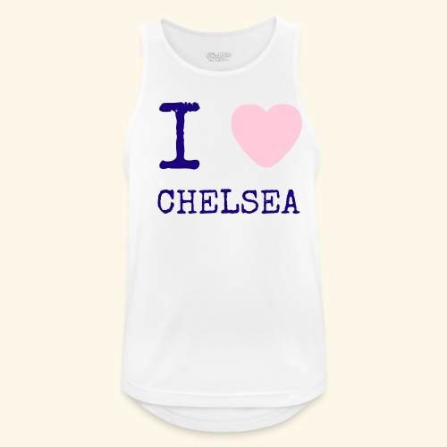 I Love Chelsea 2017 - Men's Breathable Tank Top