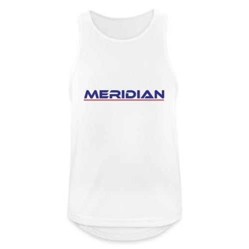 Meridian - Canotta da uomo traspirante