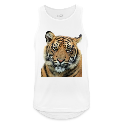 tiger 714380 - Canotta da uomo traspirante