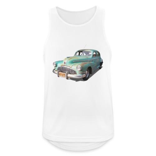 Classic car. Chrysler - Mannen tanktop ademend