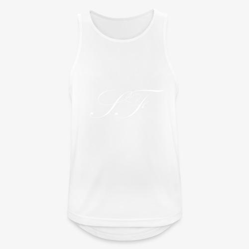Seb Foster Basic Logo Merch - Men's Breathable Tank Top