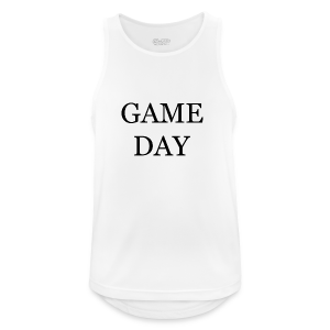 Game Day Collection - Pustende singlet for menn