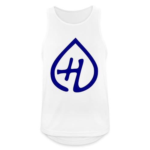 Hangprinter logo - Andningsaktiv tanktopp herr