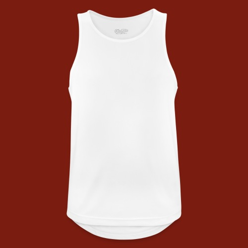 Old Skull - Men's Breathable Tank Top