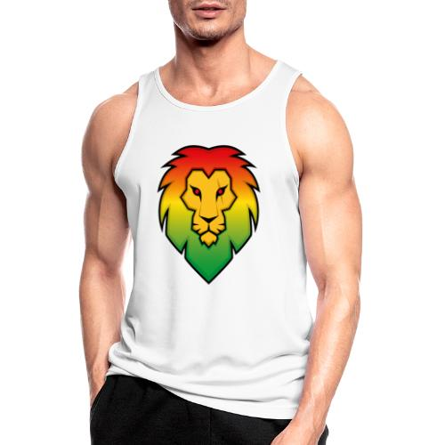 Ragga Lion - Men's Breathable Tank Top