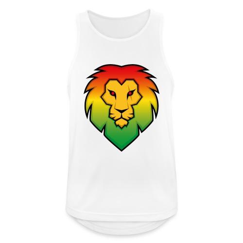 Ragga Lion - Men's Breathable Tank Top