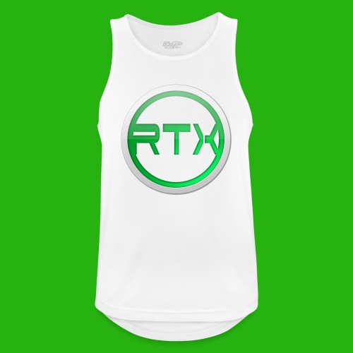 Logo SnapBack - Men's Breathable Tank Top