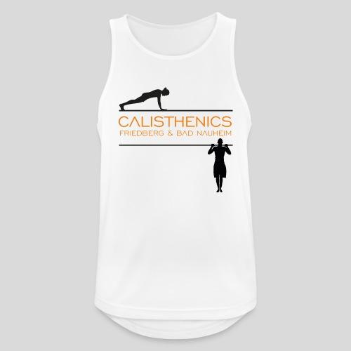 Calisthenics Friedberg / Bad Nauheim - Männer Tank Top atmungsaktiv