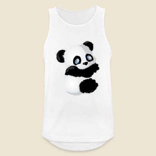 Bébé Panda - Débardeur respirant Homme