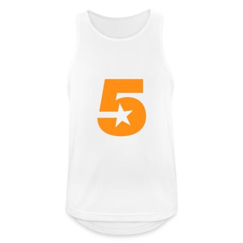 No5 - Men's Breathable Tank Top
