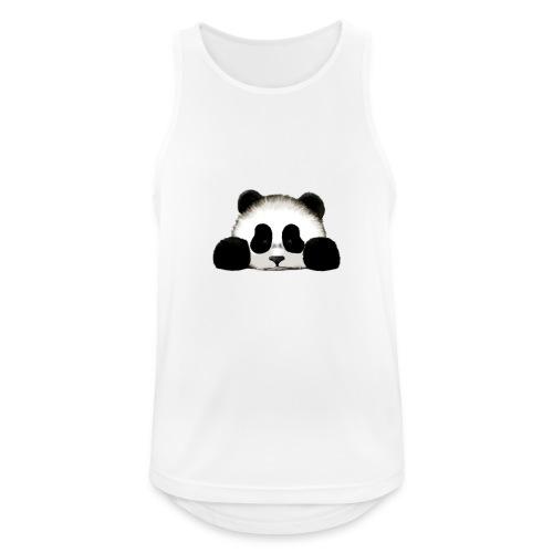 panda - Men's Breathable Tank Top