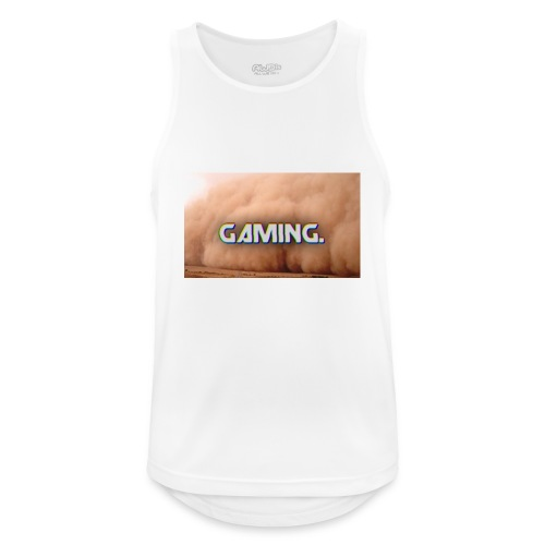 GamingDust LOGO - Men's Breathable Tank Top