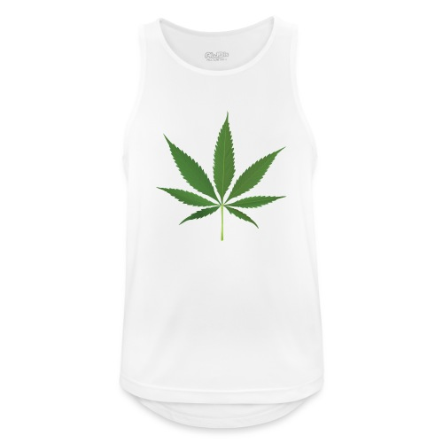 Weed - Men's Breathable Tank Top
