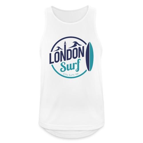London Surf Classic Logo - Men's Breathable Tank Top