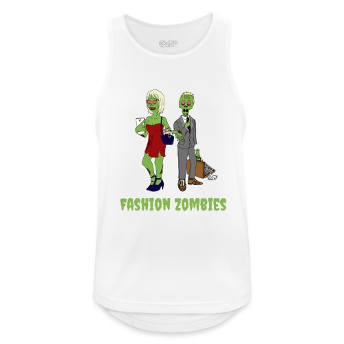 Fashion Zombie - Men's Breathable Tank Top