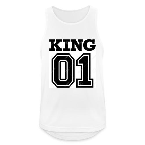 King 01 - Débardeur respirant Homme
