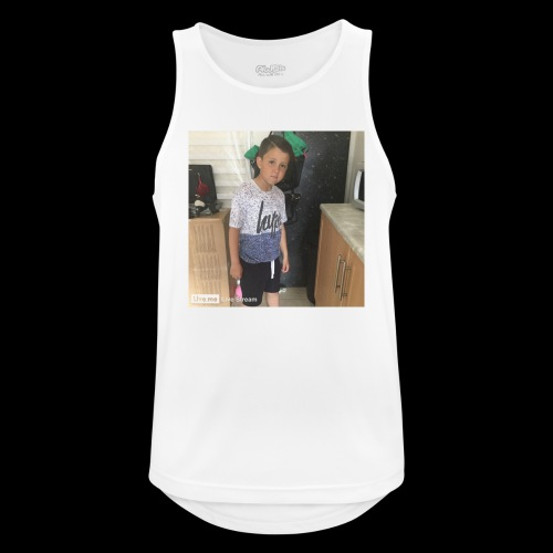 IMG 0463 - Men's Breathable Tank Top
