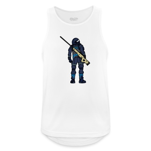 Noscoped - Men's Breathable Tank Top