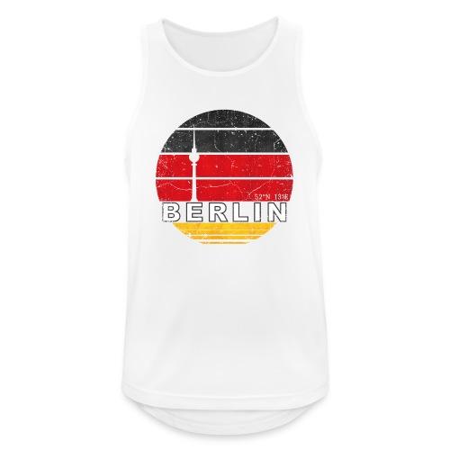 BERLIN, Germany, Deutschland - Men's Breathable Tank Top