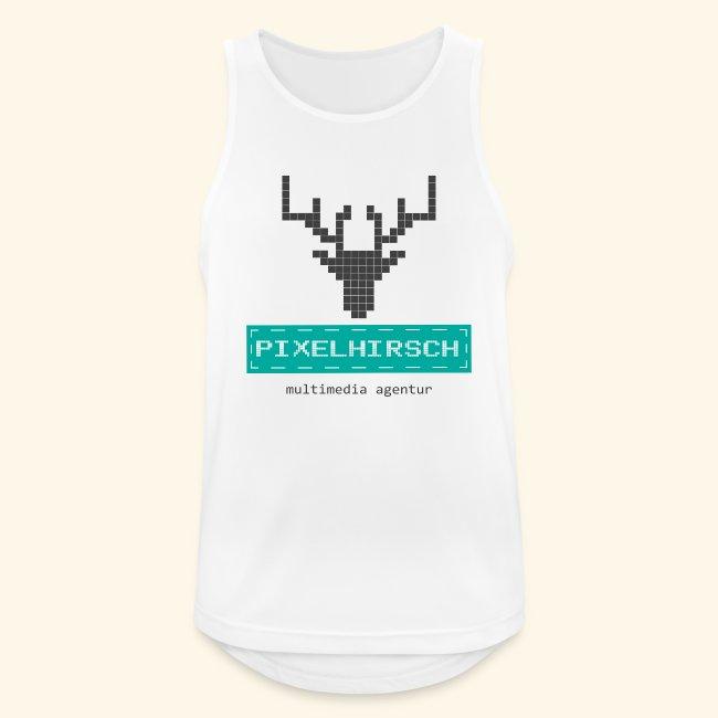PIXELHIRSCH - Logo