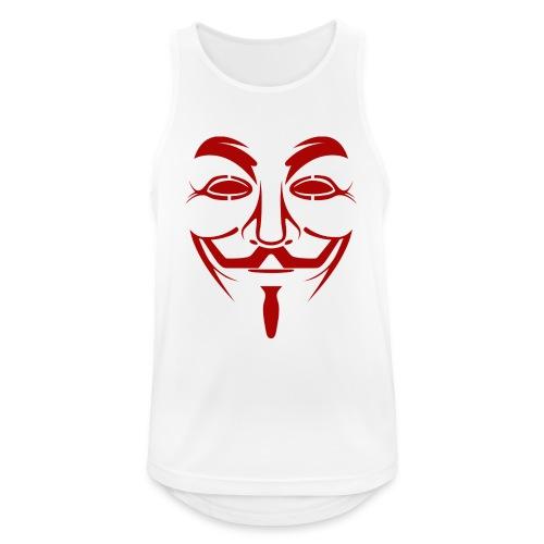 Anonym - Männer Tank Top atmungsaktiv