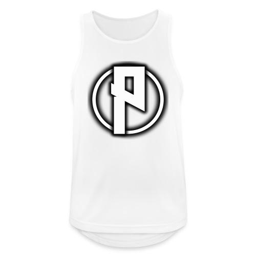 Priizy t-shirt black - Men's Breathable Tank Top