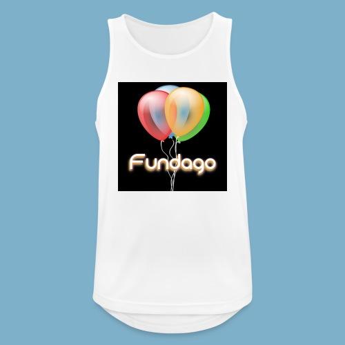 Fundago Ballon - Männer Tank Top atmungsaktiv