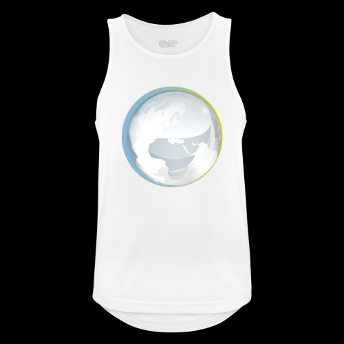 PTS logo new15 beeldmerkS png - Men's Breathable Tank Top