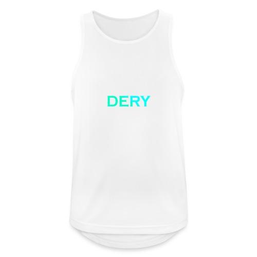 DERY - Männer Tank Top atmungsaktiv