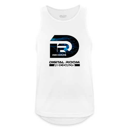 Digital Room Records Official Logo effect - Men's Breathable Tank Top