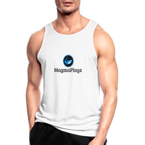 MagmaPlayz shark - Herre tanktop åndbar