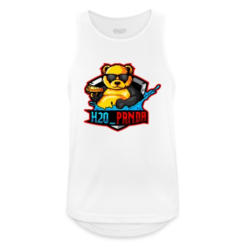 Pandas Loga - Andningsaktiv tanktopp herr