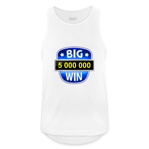 Big Win - Men's Breathable Tank Top