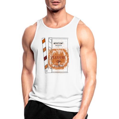 Pleasure Cipotescü - Camiseta sin mangas hombre transpirable