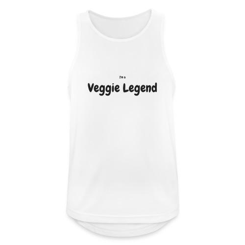 I'm a Veggie Legend - Men's Breathable Tank Top