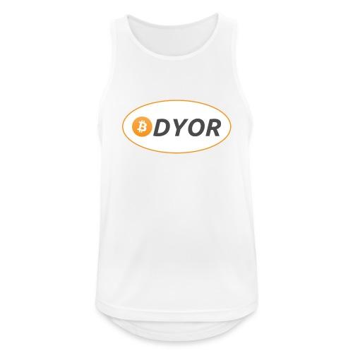DYOR - option 2 - Men's Breathable Tank Top