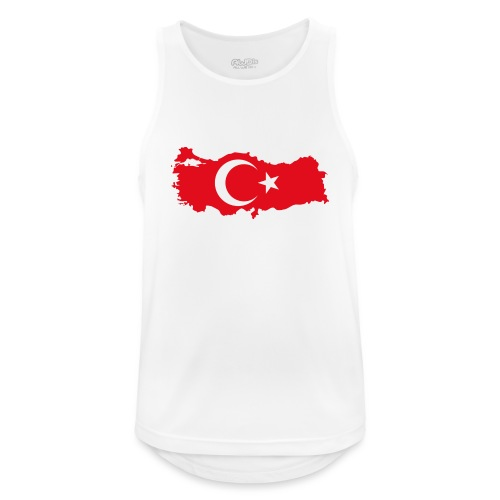 Tyrkern - Herre tanktop åndbar