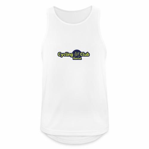 Cycling Club Rontal - Männer Tank Top atmungsaktiv