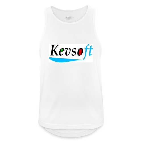 Kevsoft - Men's Breathable Tank Top