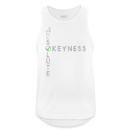 ABSOLUTE OKEYNESS - Men's Breathable Tank Top