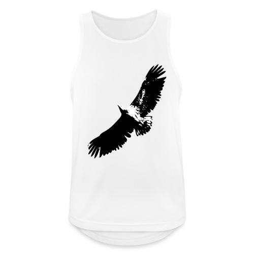 Fly like an eagle - Männer Tank Top atmungsaktiv