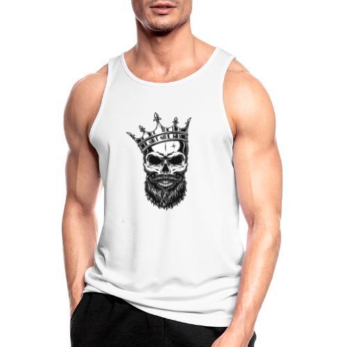 MOR SOLO - Camiseta sin mangas hombre transpirable
