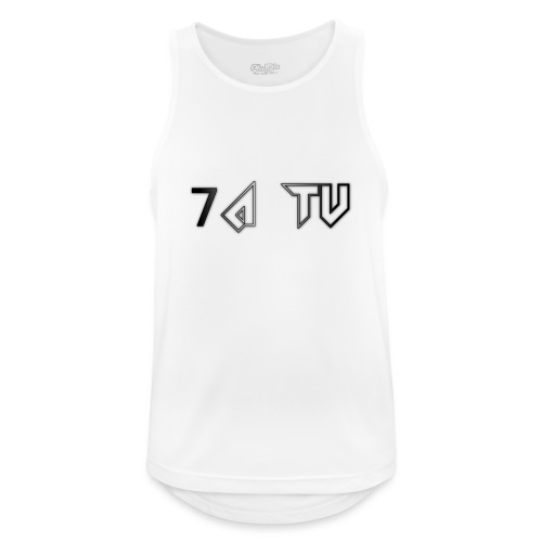 7A TV - Men's Breathable Tank Top