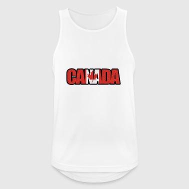 Canada - Herre tanktop åndbar