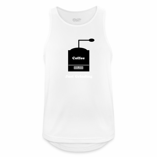 grinding - Men's Breathable Tank Top