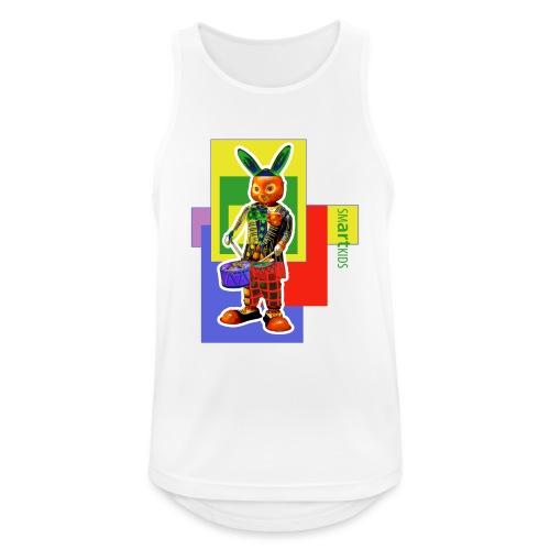 smARTkids - Slammin' Rabbit - Men's Breathable Tank Top