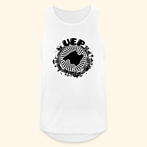 UEP white background - Men's Breathable Tank Top