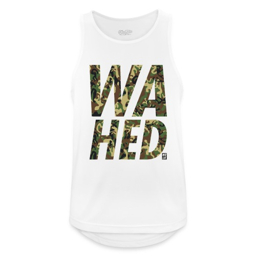 WAHED - Mannen tanktop ademend